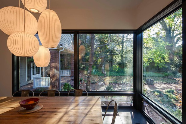 Modern Kitchen by aamodt / plumb architects