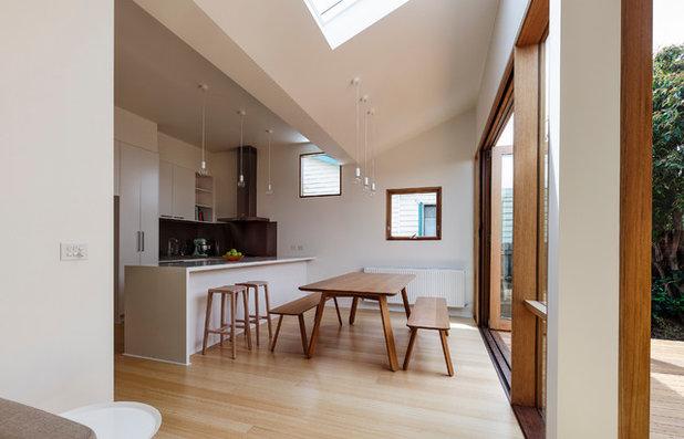 Modern Küche by Black Line One X Architecture Studio