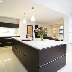 contemporary kitchen Project 1