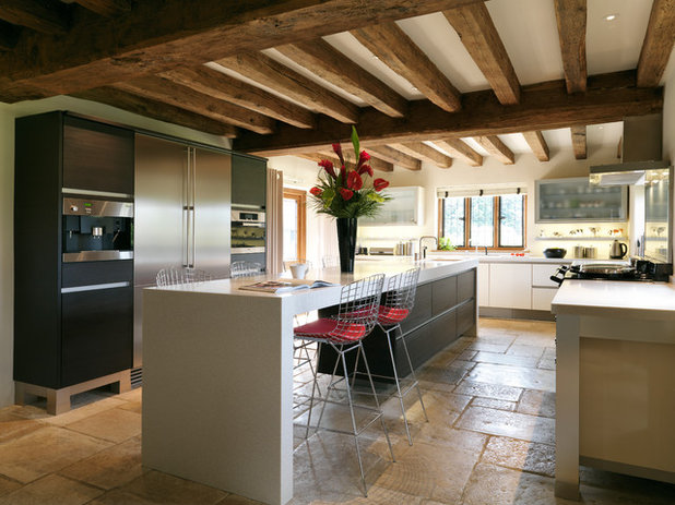 Contemporary Kitchen by Kitchen Culture