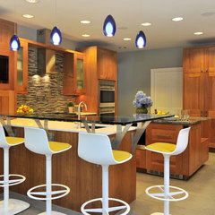 contemporary kitchen by Amazing Spaces