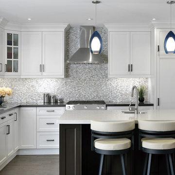 Project Castlefield, Kitchen & Main Floor Renovation