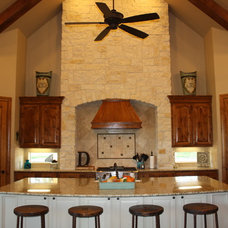 Traditional Kitchen by Mill Creek Custom Homes