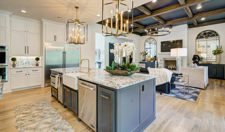 Tour a Designer's Glam Home With an Open Floor Plan