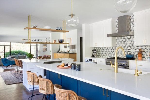 Eclectic Kitchen by Lauren Ramirez Styling & Interiors