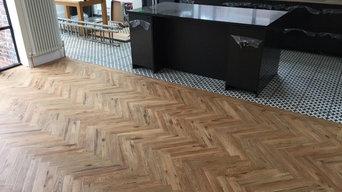 Project Floors Herringbone French Oak