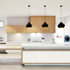 Contemporary Kitchen by Tina Lindner Building Design