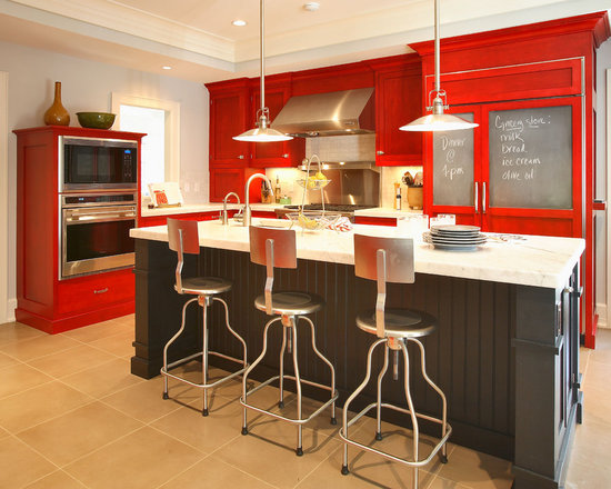 red and grey | houzz