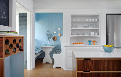 10 Rise-and-Shine Color Combos for Breakfast Nooks