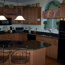 Traditional Kitchen by dalco home remodeling