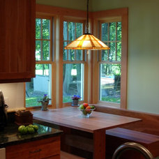Craftsman Kitchen by David Whitney
