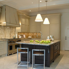 traditional kitchen by Brookside Custom Homes, LLC.