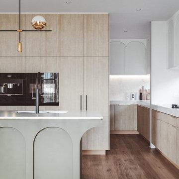 Project Waverton - Kitchen