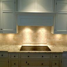 Traditional Kitchen by Stewart Flooring, Inc.