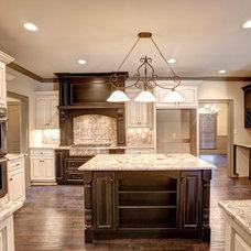 Traditional Kitchen by Richard Cable, ASID, RID, AIDC, NCIDQ Certified