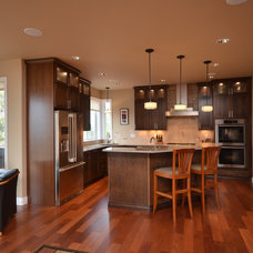Traditional Kitchen by One of a Kind Design