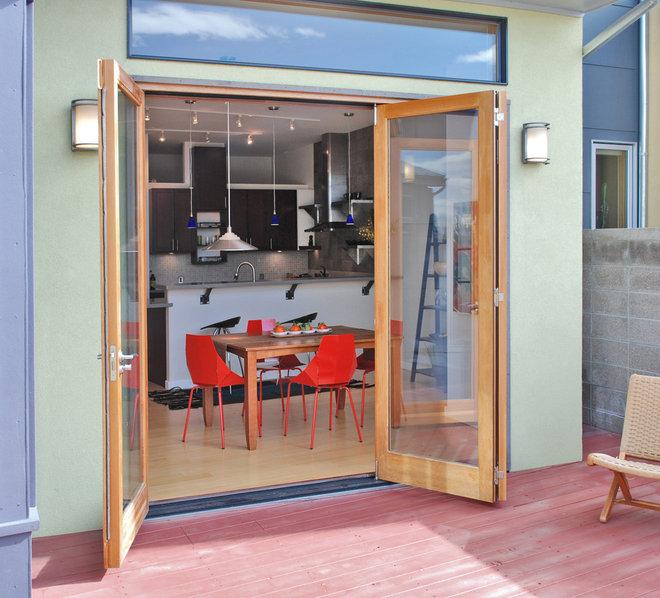 Contemporary Kitchen by BARRETT STUDIO architects