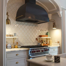 Eclectic Kitchen by indigo & ochre design