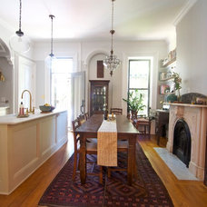 Eclectic Kitchen by indigo & ochre design