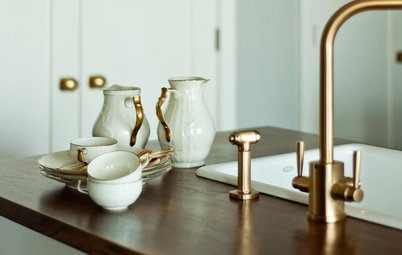 Trends Why Brass And Copper Are Big Style News