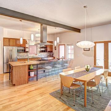 Prospect Kitchen Remodel