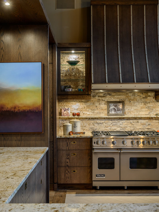 Kitchen Backsplash Stone stone backsplash | houzz
