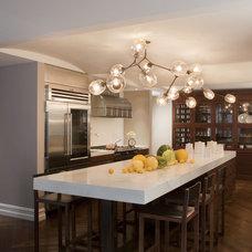 Modern Kitchen by David Howell Design