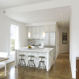 75 Beautiful Small Galley Kitchen Pictures Ideas April 2021 Houzz