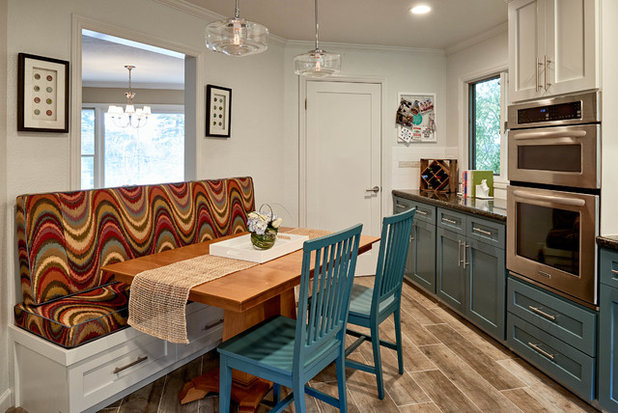 Kitchen of the Week: Refacing Refreshes a Family Kitchen on a Budget
