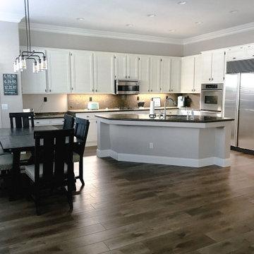 Protek - Cork - LVP Flooring