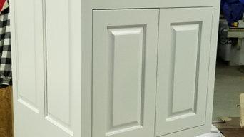 Prototype kitchen cabinet