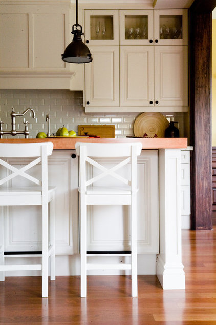 Traditional Kitchen by Capoferro Design Build Group