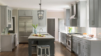Providence Country Club Project | Transitional Kitchen Design