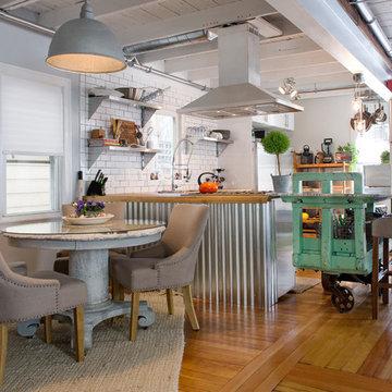 Providence Kitchen Remodel