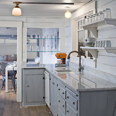 Eclectic Kitchen by Sam Van Fleet Photography