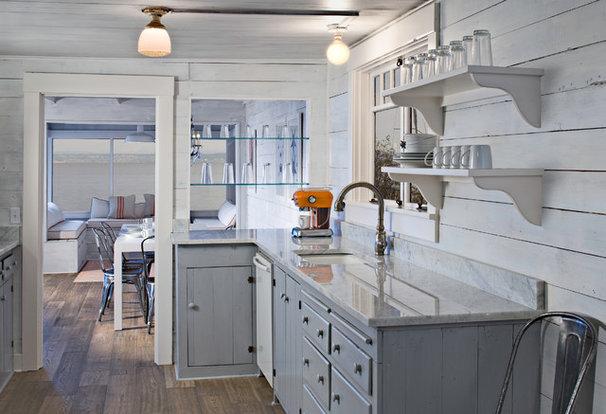 Eclectic Kitchen by Sam Van Fleet Photography
