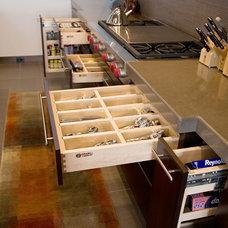 Modern Kitchen by Kitchens by Richards Inc