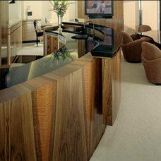 Craftsman Kitchen Countertops by Davis Stone Inc