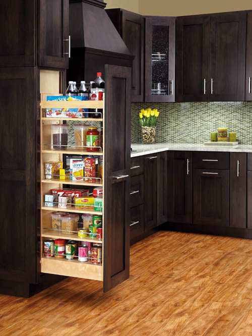 Best Slide Out Pantry Design Ideas & Remodel Pictures | Houzz