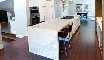 Pump Hill Residence • Statuario Marble