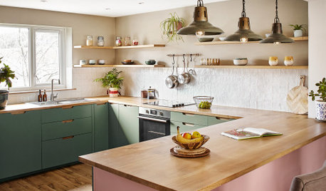 24 Ideas for Adding Pastel Shades to Your Kitchen