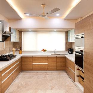 Modern Kitchen Designs   Example Of A Minimalist Kitchen Design In Pune