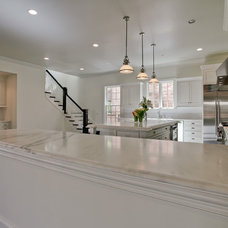 Traditional Kitchen by Coats Homes