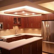 Contemporary Kitchen by Barbara Purdy - Purdy & Associates Design