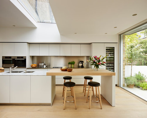 Warm Up White Kitchen Ideas, Pictures, Remodel and Decor