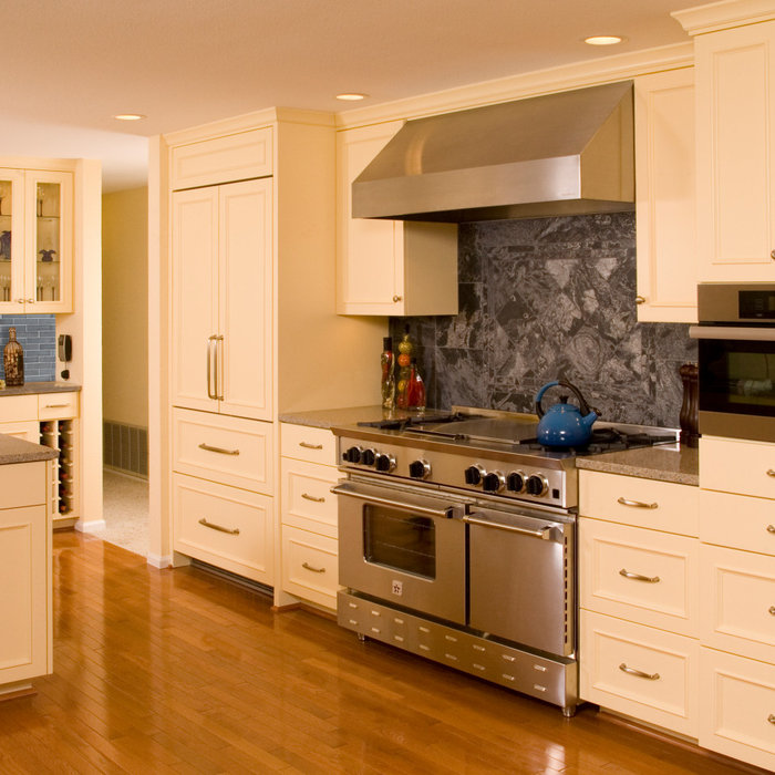 Bright Kitchen Remodel
