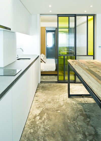 Houzz Tour Boldly Stylish In Hong Kong