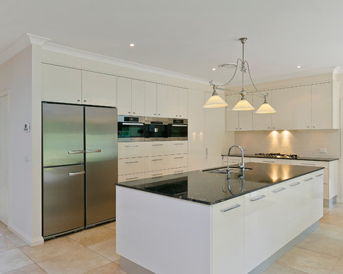 Australia kitchen design ideas renovations photos with for Kitchen renovations centurion