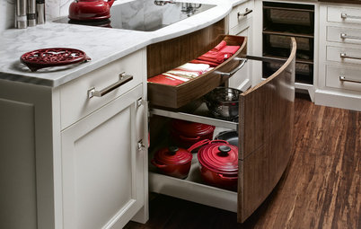 How to Organize Your Specialty Kitchen Storage Areas