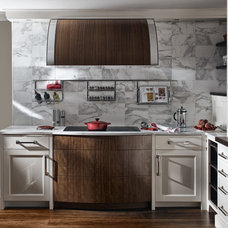 Eclectic Kitchen by Heartwood Kitchens